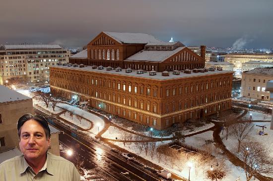 National Building Museum Paul Pascarelli