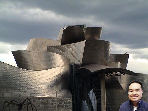 The Guggenheim Museum Bilbao Frank Gehry