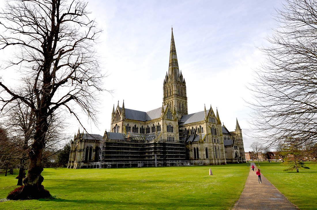 Salisbury Cathedral exterior