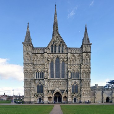 Salisbury Cathedral front Elevation thumbnail