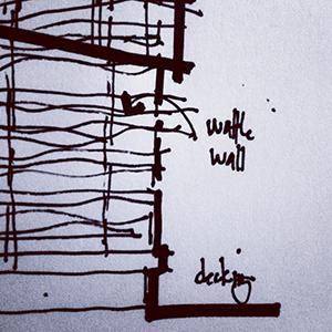 Architectural Sketch detail