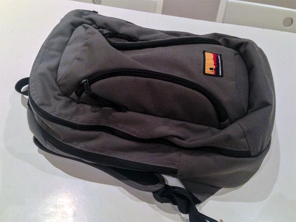 Brooklyn Industries Conduit backpack