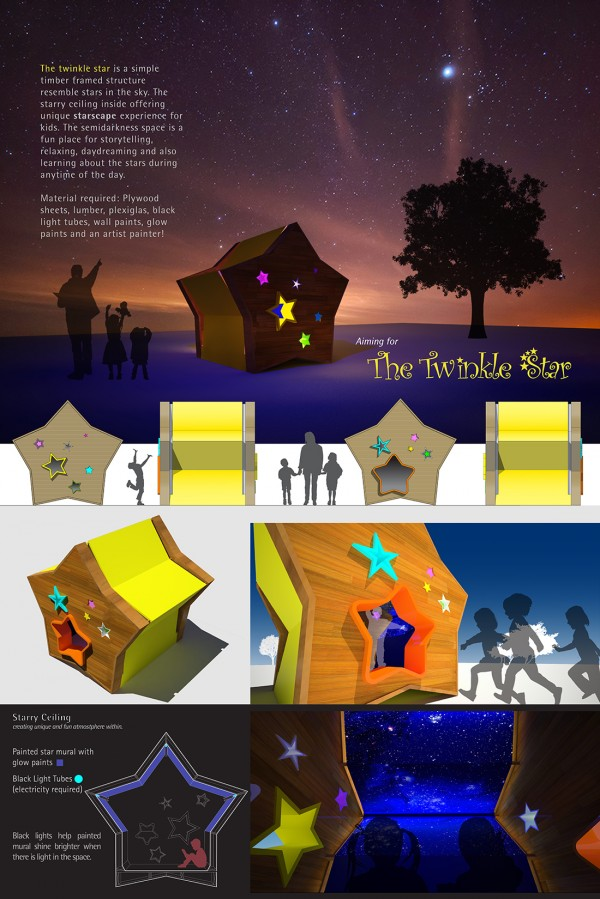 Alan Lau: The Twinkle Star Playhouse