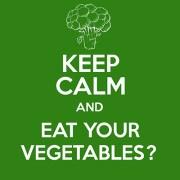 Vegetables or Dessert?