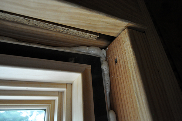 CHouse Modern aluminum boxes interior installation view