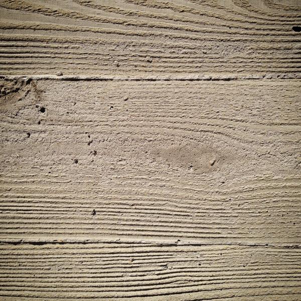 Board Formed Concrete