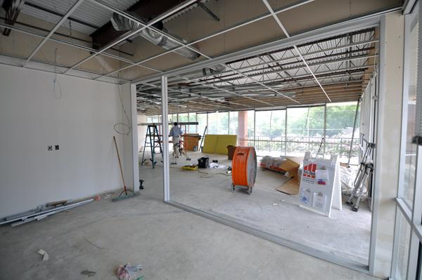 future new office of Malone Maxwell Borson Architects