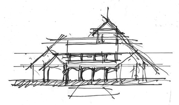 waterfront house initial concepts 03