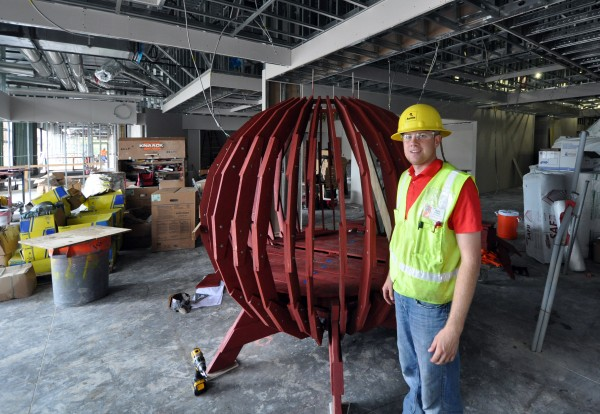 Red Ball Playhouse Kyle Hoelting with Austin Commercial