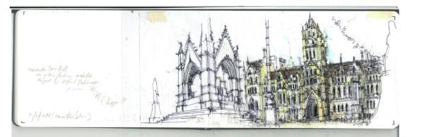 Ahmadkhairul Sabirin Ahmad Rosli - Finalist Student Travel Sketch