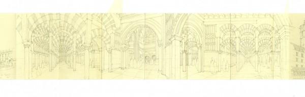 Christopher Livingston - Finalist Professional Travel Sketch