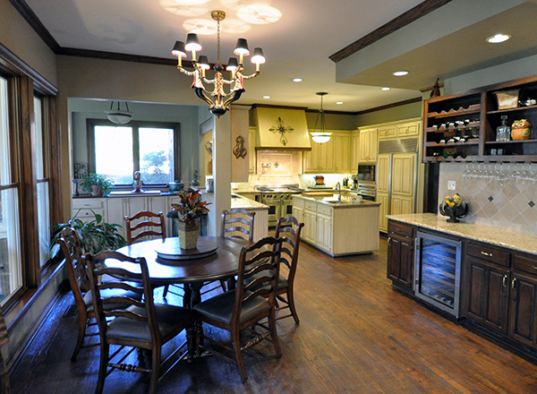 Chef Richard Chamberlain's Home Kitchen