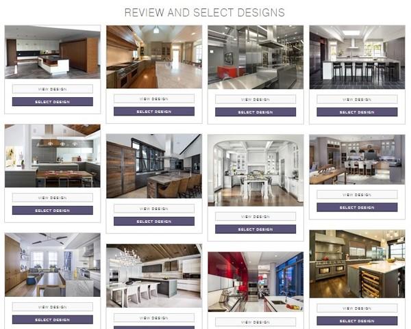 Kitchen Design Contest Designers' Choice Voting