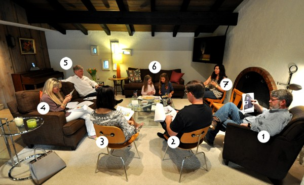 Life of an Architect 2015 Finals - The Judges 01
