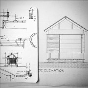 Movie Theater Playhouse – The Construction Drawings