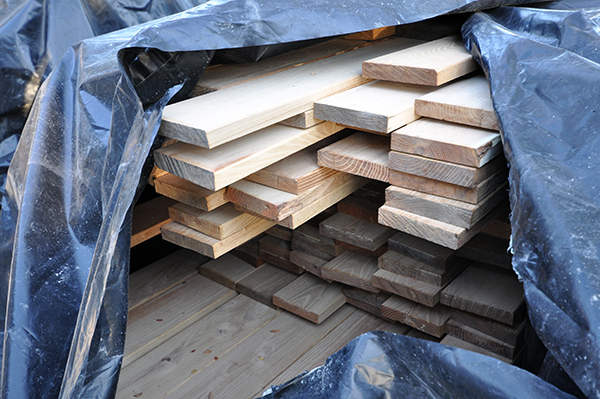 black locust deck boards