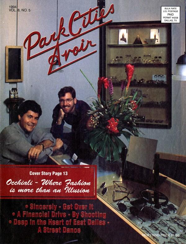 Bob Borson - Occhiali Park Cities Avoir