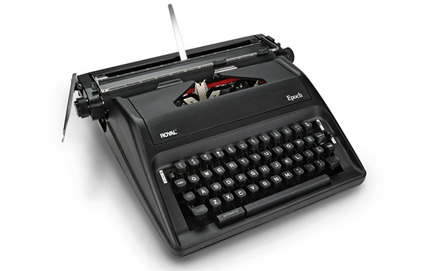 Royal Epoch Portable Typewriter