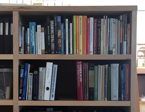 An Architect's Library