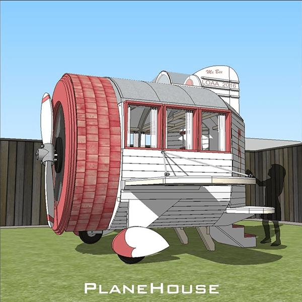 Michael C. Brown - Planehouse