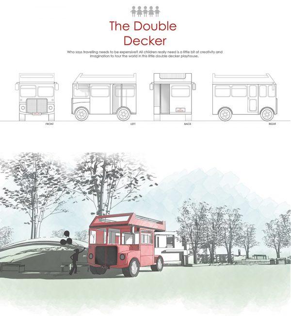 Zarina Ateig - The Double Decker Playhouse