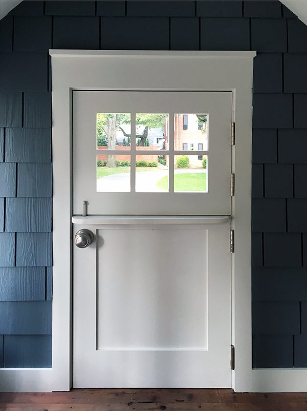 The Cottage House - Dutch Door