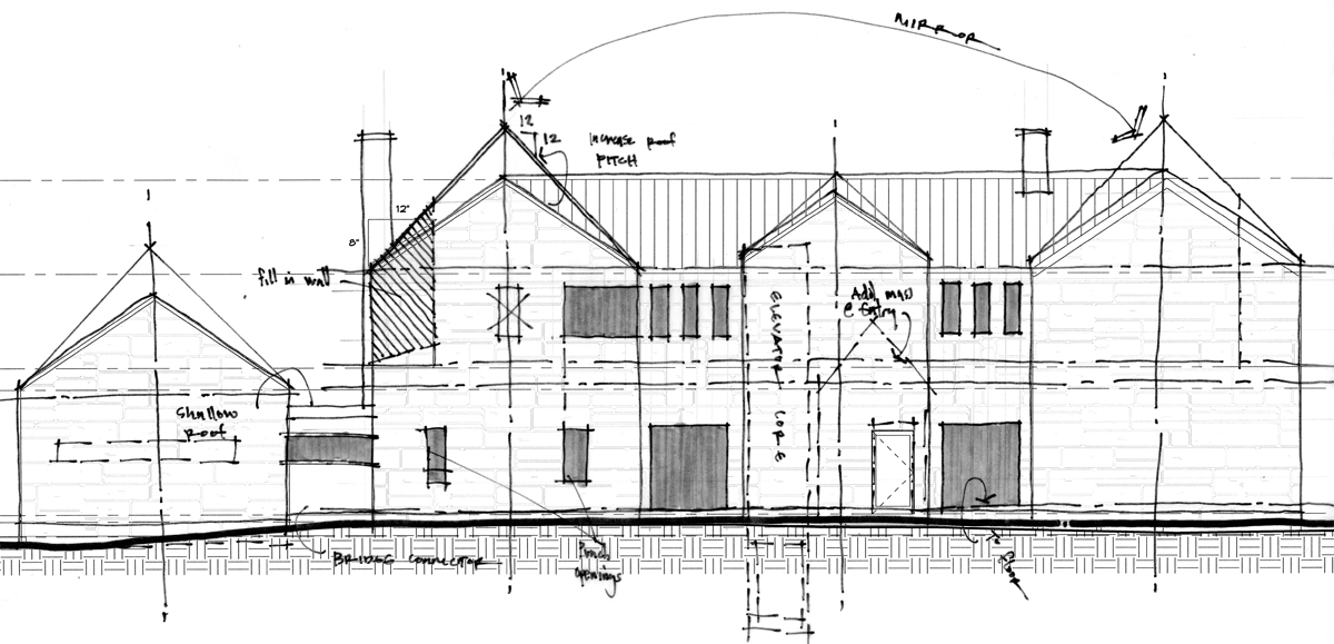 Designing Architectural Elevations