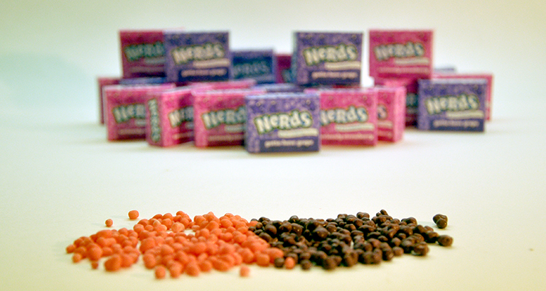 nerds - candy for architects