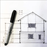 Architectural Sketches – Sketchapalooza II