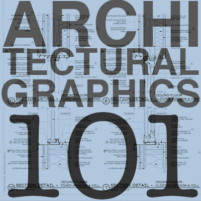 Architectural Graphics 101 - Drawing Alignment and Notes