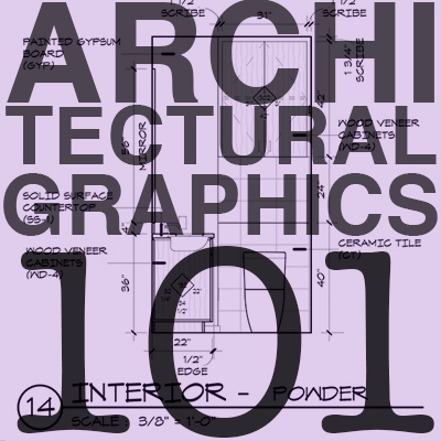 Architectural Graphics - Line weight | Life of an Architect