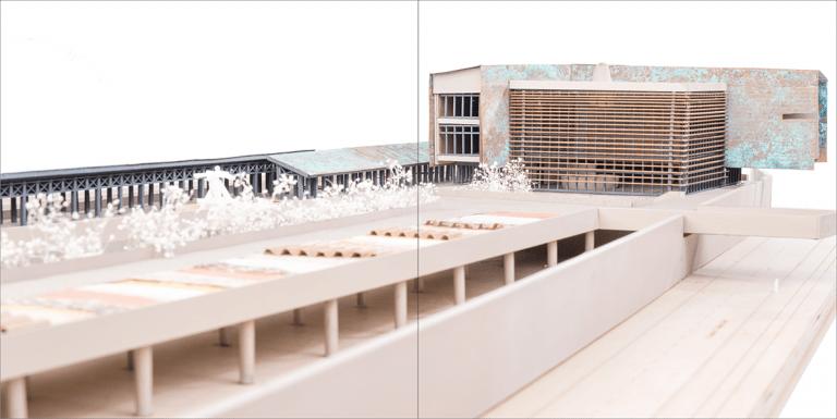 Danielle Anderson's Architectural Portfolio