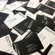 Business Cards for Architects