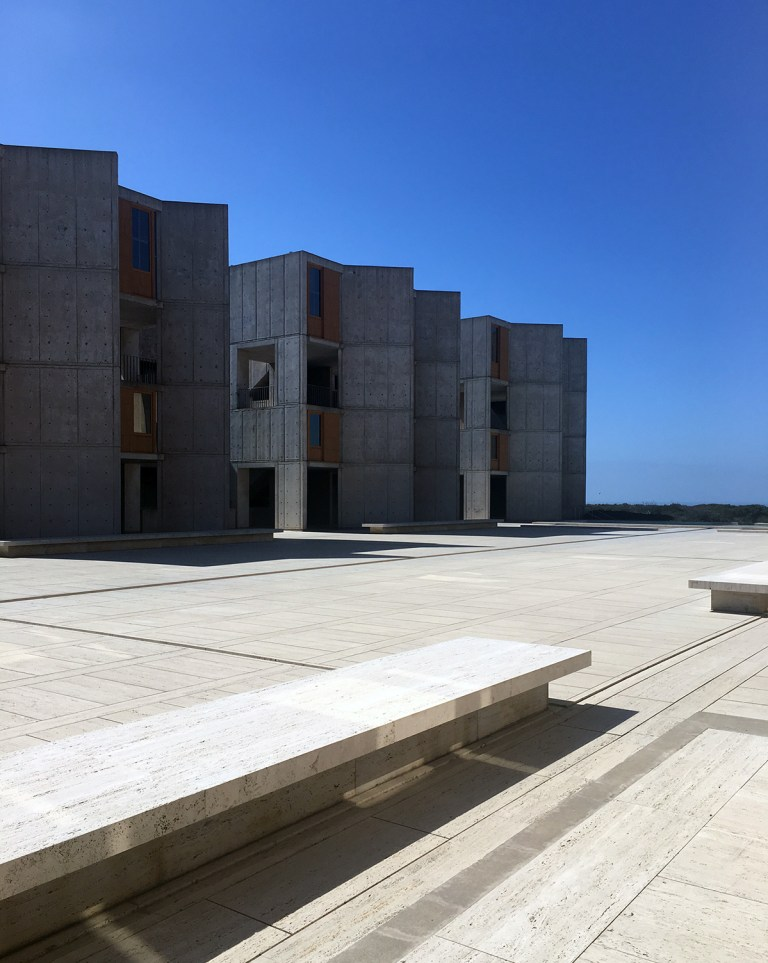 The Salk Instituteq