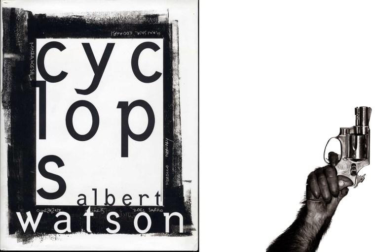 Cyclops: Albert Watson
