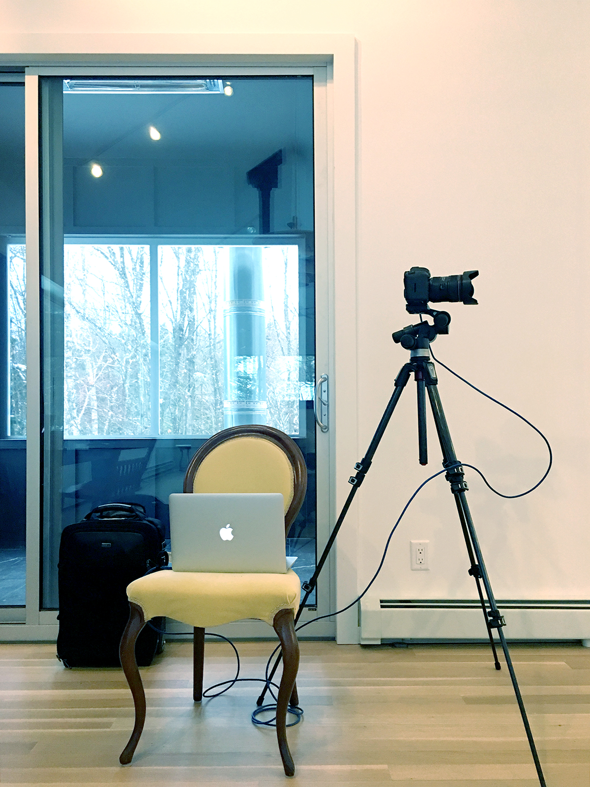 Architectural Photo Shoot with Poul Ober