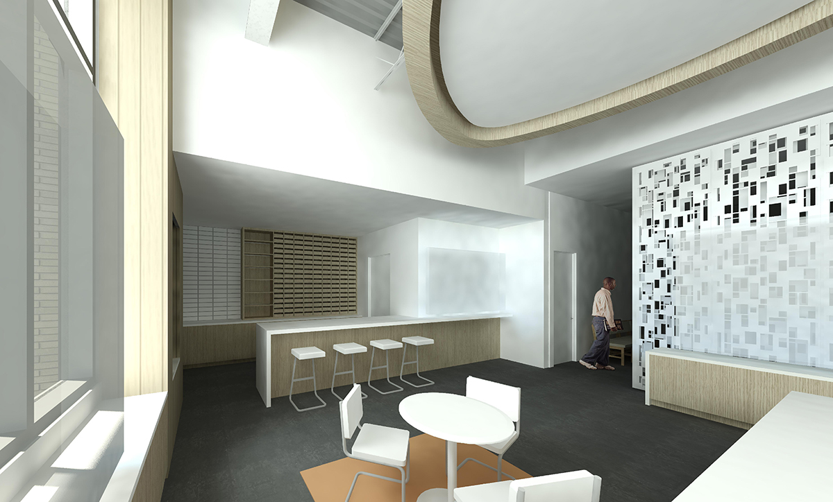 Architectural Sketches - Rendering 003