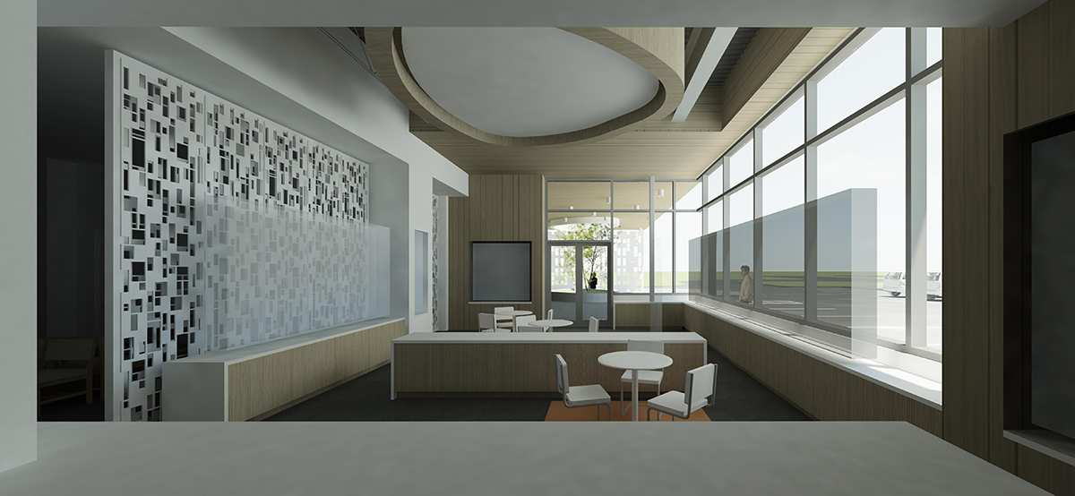 Architectural Sketches - Rendering 005
