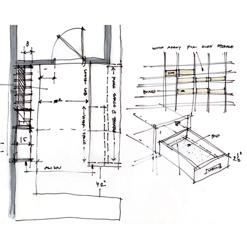 Architectural Sketches 002 - The Series