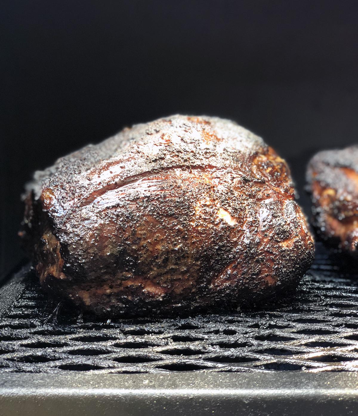 Smoking Pulled Pork 02