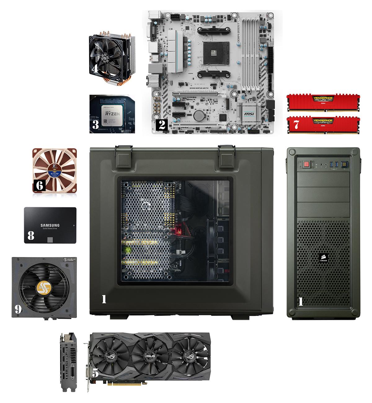 Build your own computer - Landon Williams