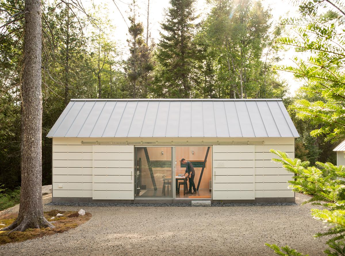30x40 Design Workshop - Long Studio by Eric W. Reinholdt