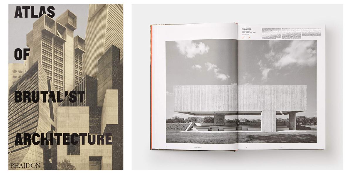 Architecture Books - Atlas of Brutalist Architecture
