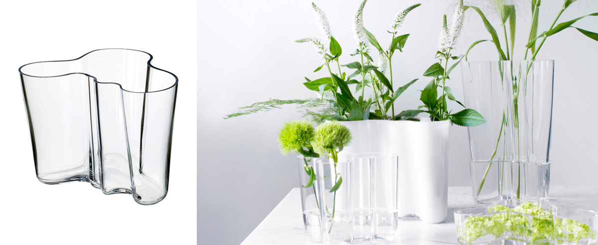 Alvar Aalto Vase by Iittala