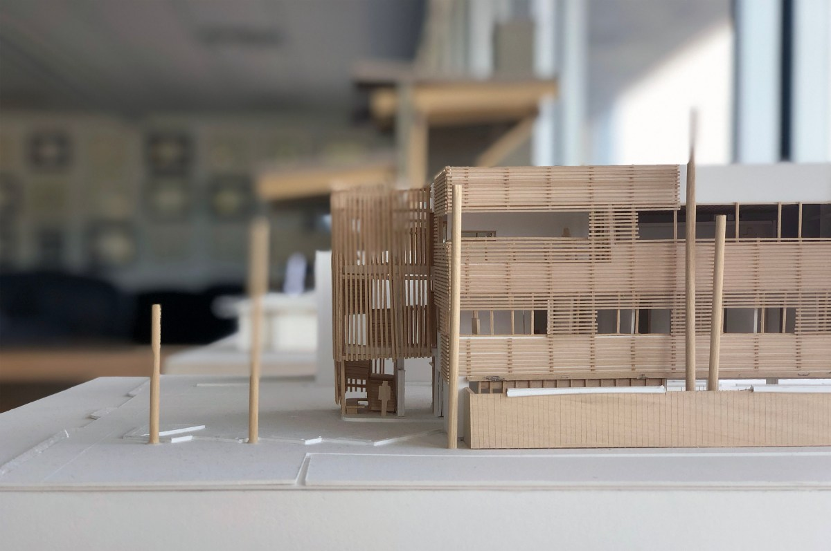 Architectural Model - Oak Grove