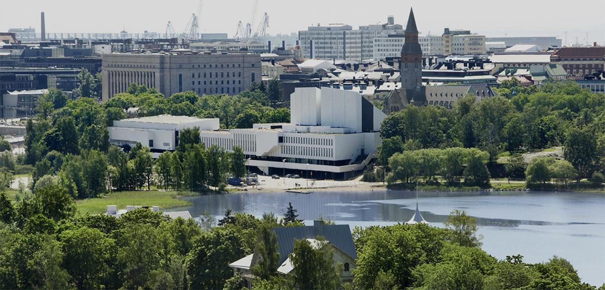 Finlandia Hall - Alvar Aalto