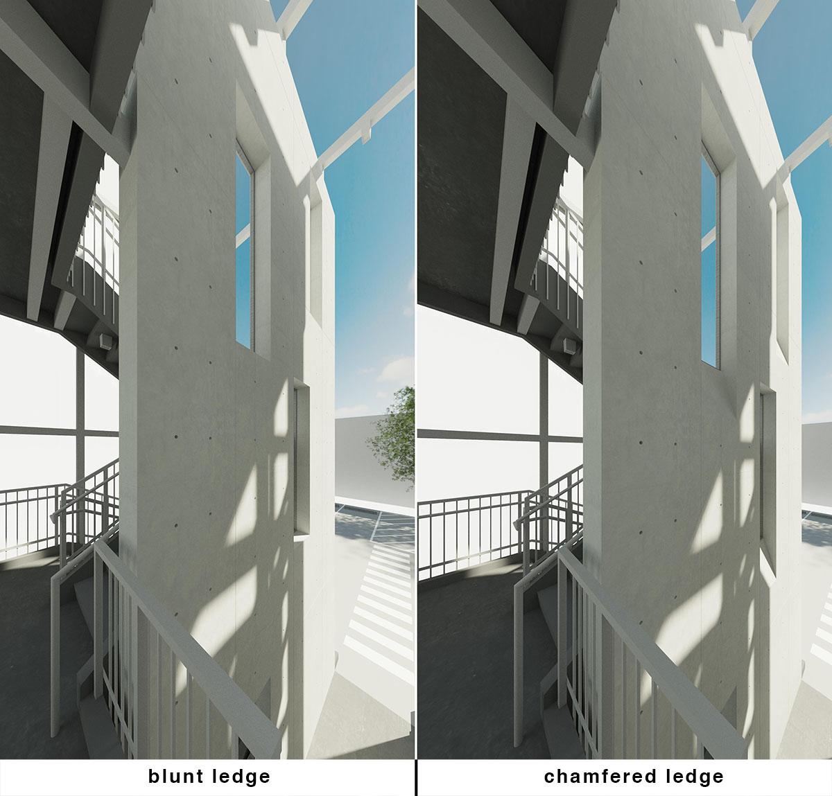 Oak Grove - Stair Study 01