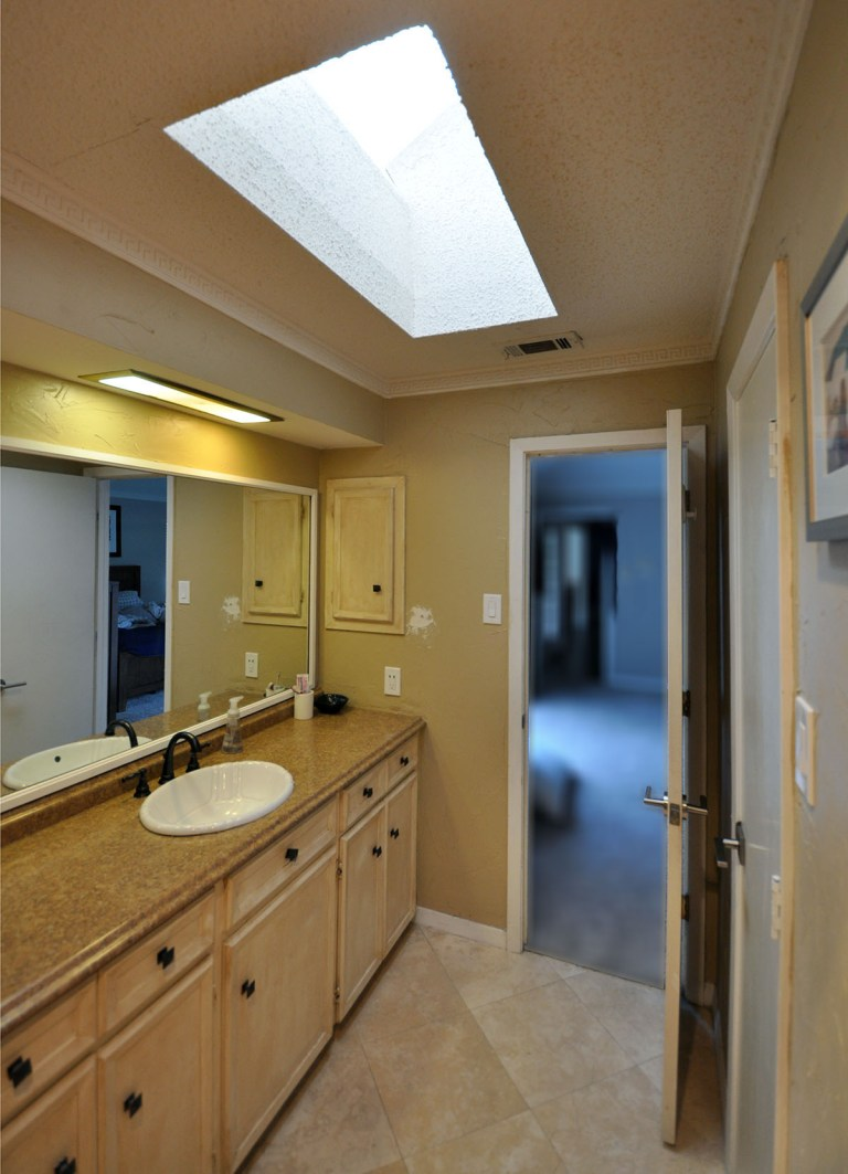 Bob's Master Bathroom
