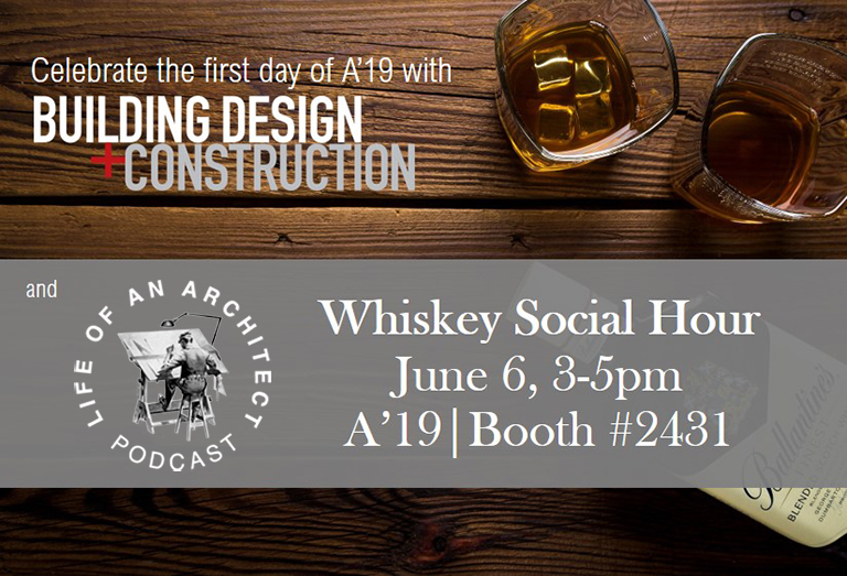 Life of an Architect Podcast - Whiskey Social