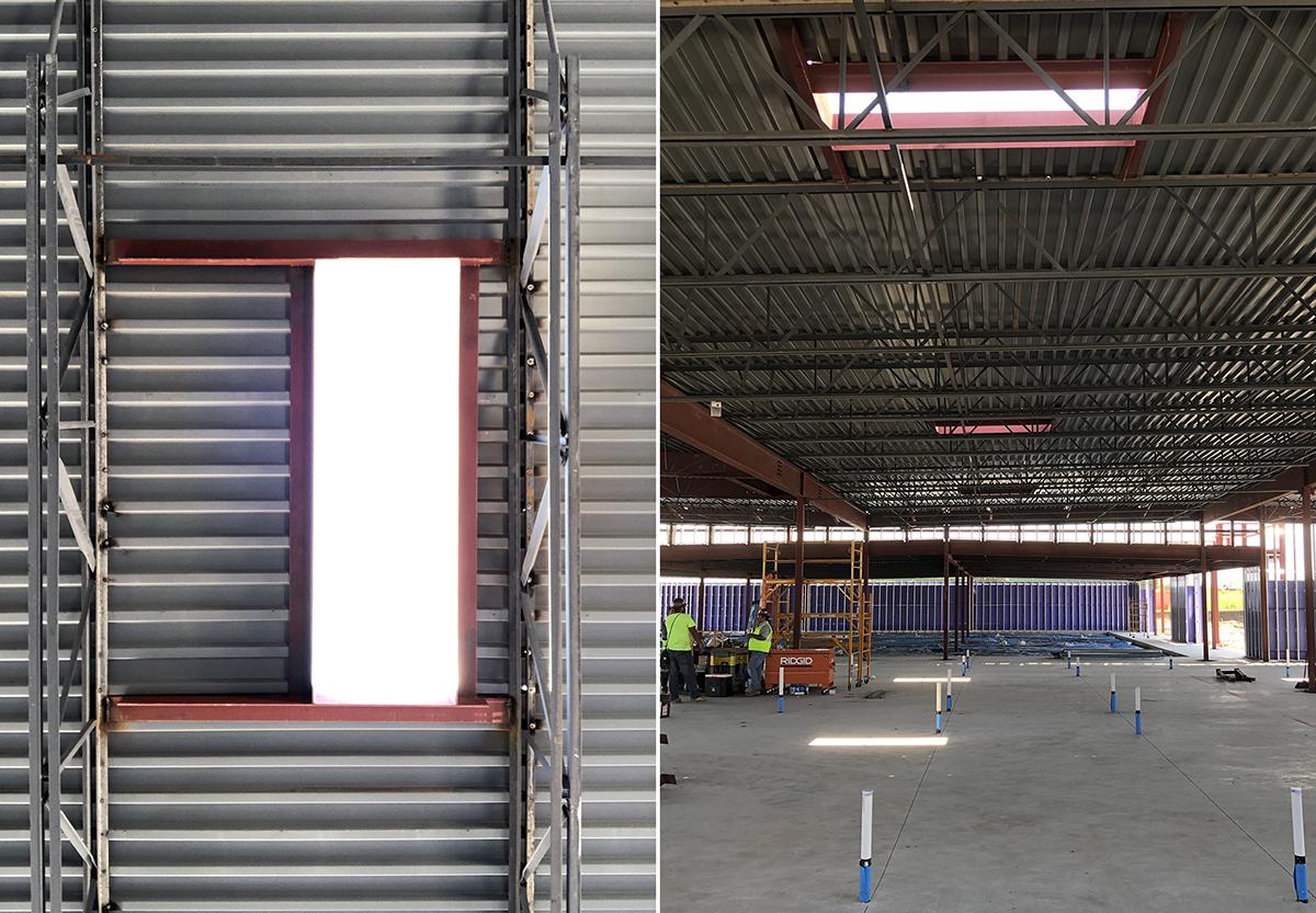 Skylight Framing Details - Construction Evaluation